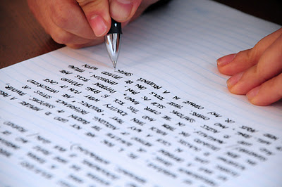 How write personal statement
